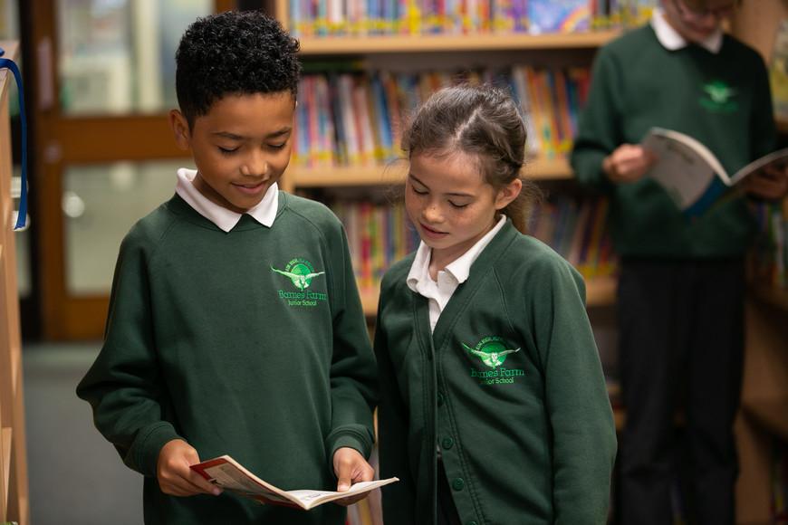Barnes Farm Junior School Chelmsford Learning Partnership