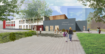 We are delighted to announce we will be opening the new Primary School at Lakelands, Stanway in September 2020