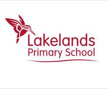 Lakelands maroon logo